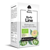 Body Line 60kaps. Ekologiczny Suplement diety DARY NATURY