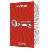 SANBIOS Q10 Neuro Plus 60tabl.