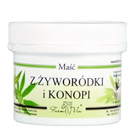 FarmVix Żyworódka + konopia MAŚĆ 150ml