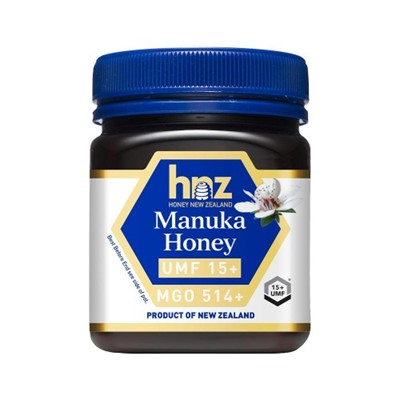 Miód Manuka UMF 15+ MGO 514+ 250g HONEY NEW ZEALAND